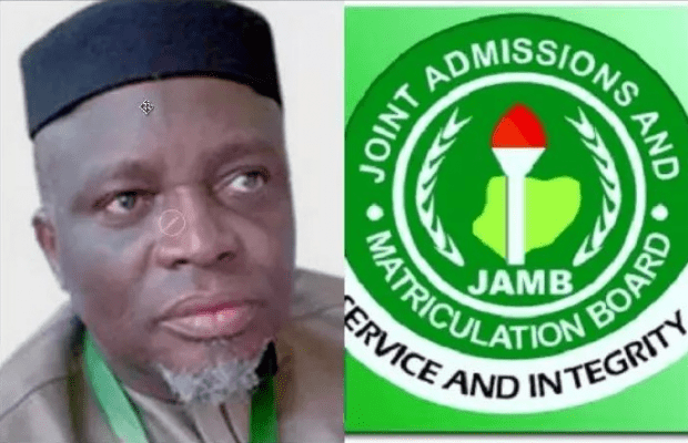 JAMB 2020/2021 Registration Form