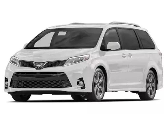 Toyota Sienna Prices in Nigeria