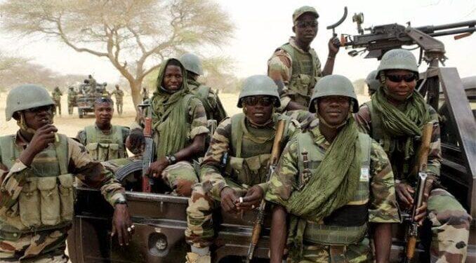 Nigeria Army Recruitment 2019 78 regular (SSCE)