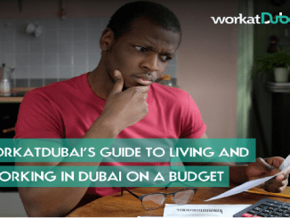 work at Dubai