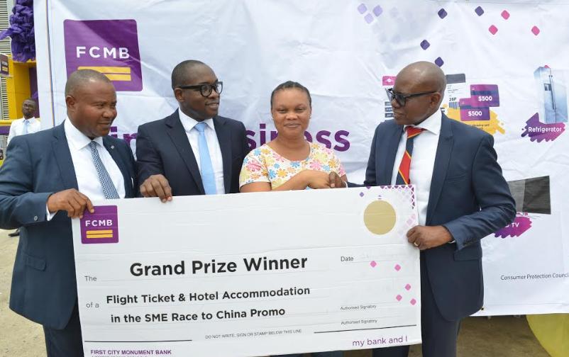 FCMB Empowers More SME