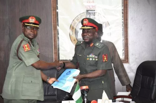 Newly appointed NYSC D G assumes duty