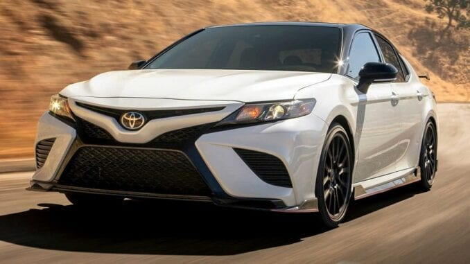 Toyota Camry Prices in Nigeria