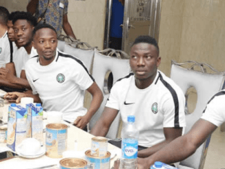 AFCON 2019: Full list of super eagles squad for Africa Cup of Nations