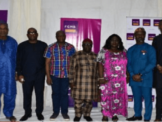 FCMB Engages Entrepreneurs in Oyo State Extends Free Business Finance Training