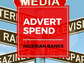 INFOGRAPHICS: Nigerian Banks Advert Spend – JULY 2019