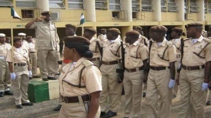 Nigerian Immigration service recruitment