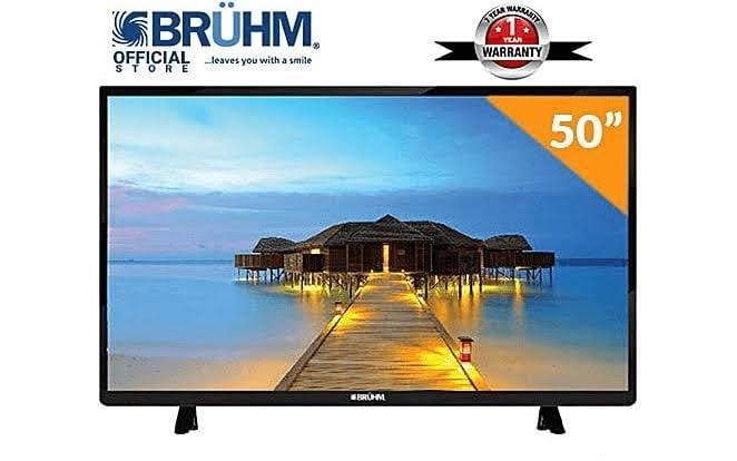 Bruhm TV prices in Nigeria