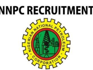 NNPC recruitment update