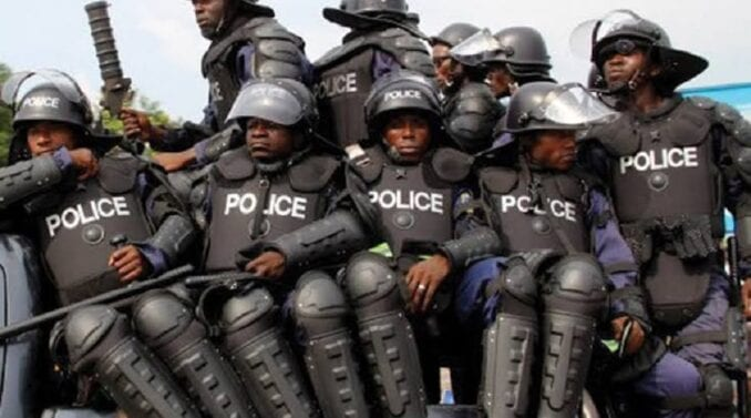Police constable recruitment
