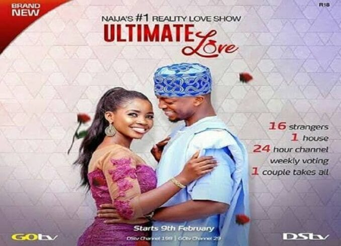 Ultimate Love Nigeria Reality TV Show