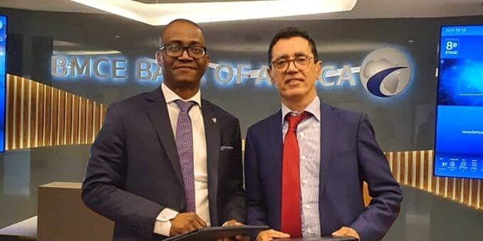 Wema Bank BOA partner on trade
