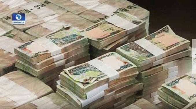 naira notes