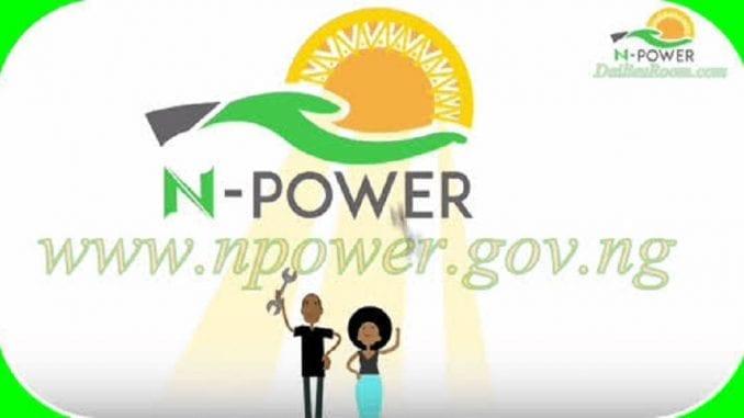 N-power Portal Login npvn.npower.gov.ng/login 2020/2021 – Update Your Account