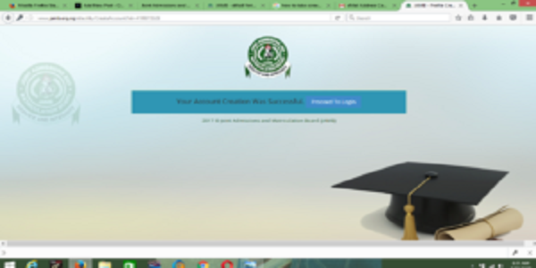 JAMB Profile Creation 2020/2021 – How to Create JAMB Profile without Errors