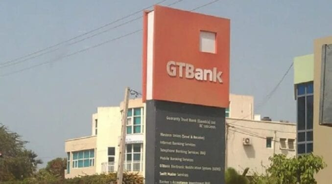List of GTBank branches that'll be opened on Monday