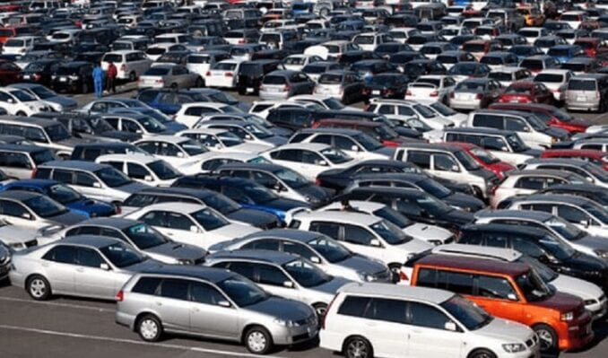 Current Prices of Tokunbo Cars in Nigeria