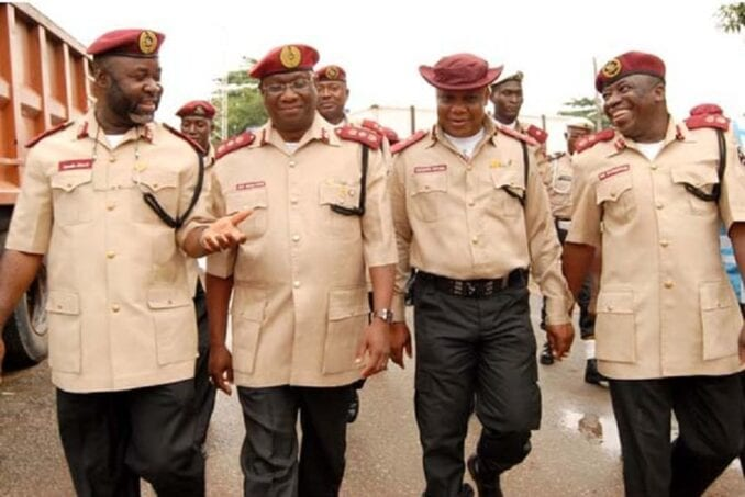 FRSC closes Driver's Licence Capture Centres Nationwide