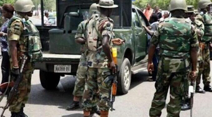 The Nigerian Army DSSC SSC Recruitment Portal