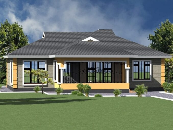 How much it'll Cost to build a 3-Bedroom Bungalow in ...