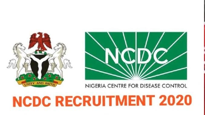 NCDC Recruitment portal Requirements How to Apply