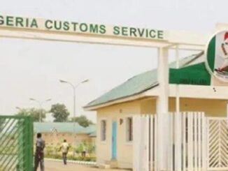Nigerian Customs release bags of rice other items worth N bn