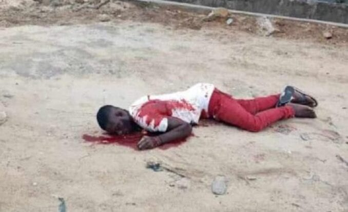 Chaos in Warri as Delta State registers first death over Covid-19 Lockdown