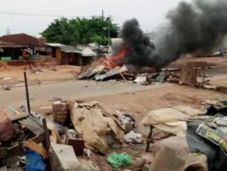 Traders officials clash in Abia