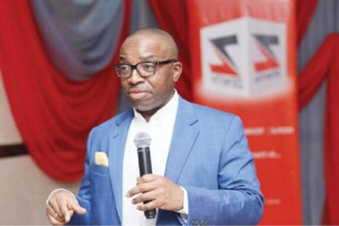 CEO of Zenith Bank Ebenezer Onyeagwu