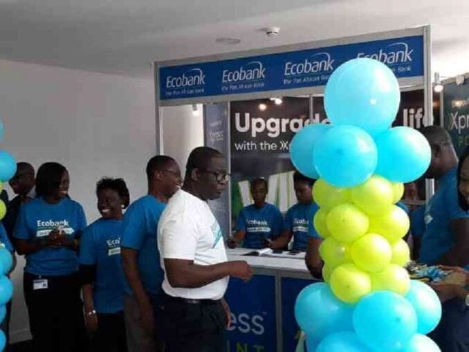 Ecobank Urges Youths Others to Embrace Xpress Point for Extra Income