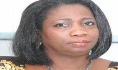 Chairman of Nigerian Diaspora Commission NiDCOM Abike Dabiri Erewa