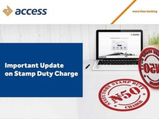 Customers drag access bank over bulk stamp duty charge