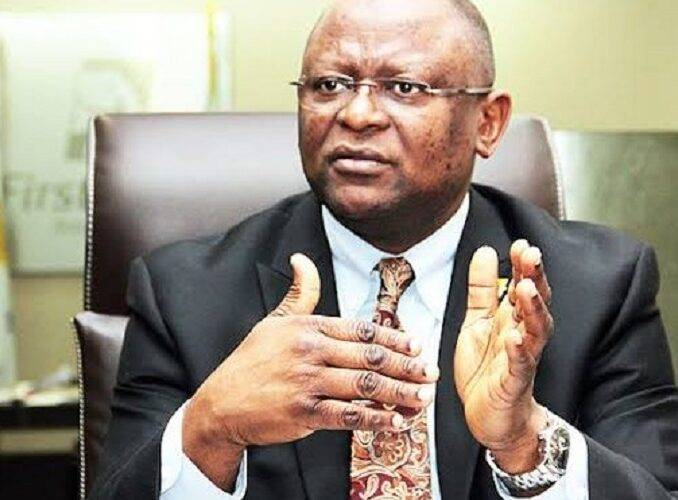 FirstBank CEO motivates staff to achieve excellence