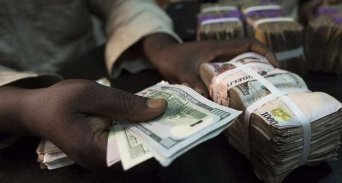 Naira dollar rates3