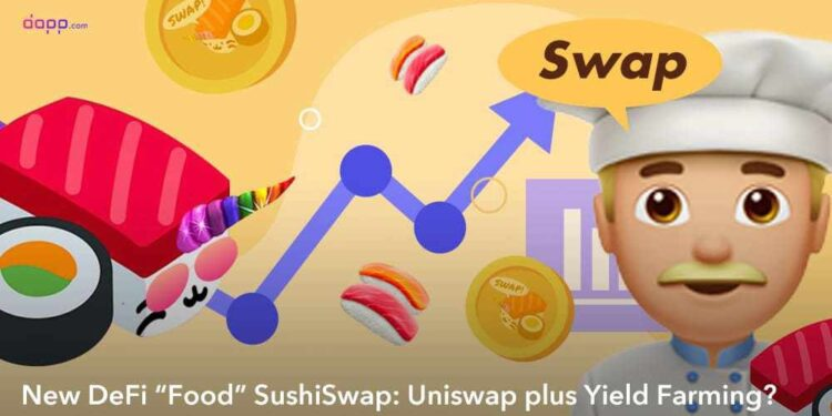 SushiSwap Moved Up Its Massive Liquidity Withdrawal from Uniswap to This Weekend