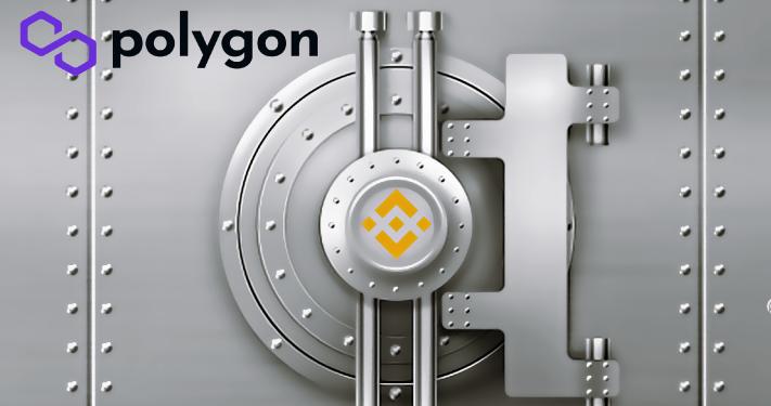 Binance completes Integration of Polygon MATIC Token Wallet