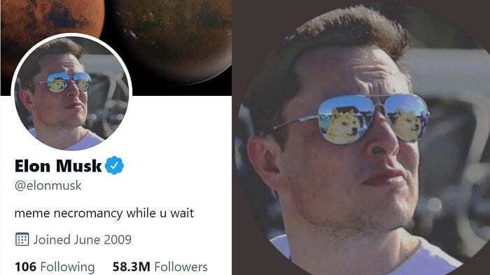 Elon Musk Reaffirms Support for Dogecoin Changes Profile Picture 1