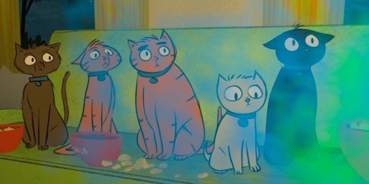 NFT animation Stoner Cats back on schedule after an unexpected delay