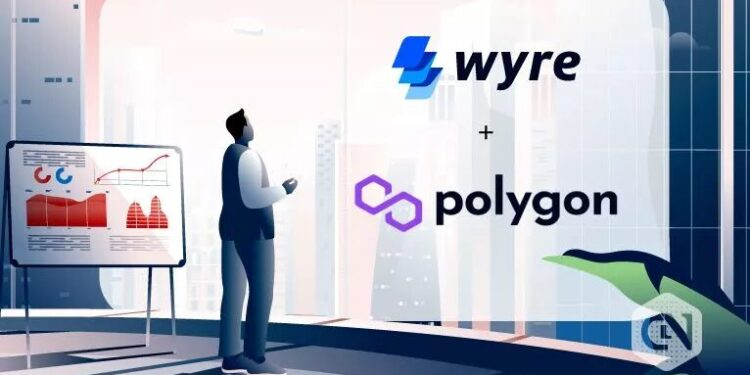 Wyre Partners with Polygon for Streamlined DeFi