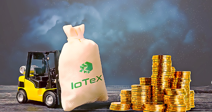 IoTeXs native coin IOTX has jumped over 190 in price in New all time high1