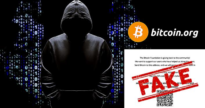 BTC Development Website — Bitcoin.org Has Been Hacked