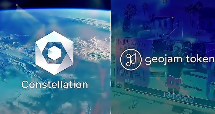 Reward Based Music App — Geojam Integrates Constellation Network