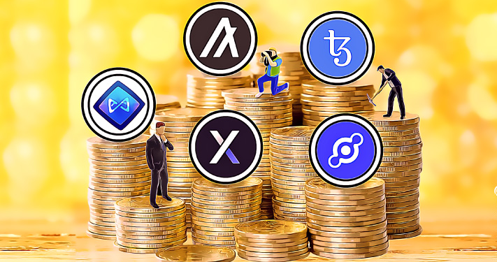 Top 5 Trending Coins for the Day
