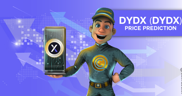dYdX Price Prediction – Bullish DYDX price prediction ranges from 26.5 to 41.79
